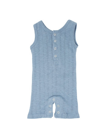 L'ovedbaby L'ovedbaby - Pointelle Sleevless Romper