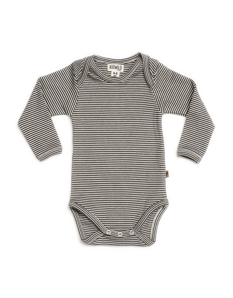 Kidwild Organic Long Sleeve Bodysuit