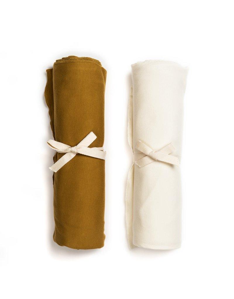 Kidwild Organic Swaddle Blanket Set
