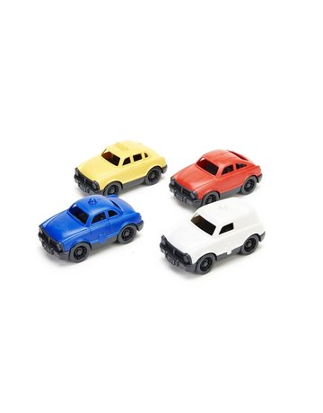 Green Toys Green Toys Mini Vehicle Set