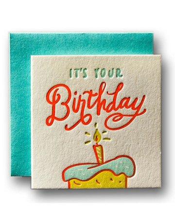 Ladyfingers Letterpress Ladyfingers Letterpress Tiny Card