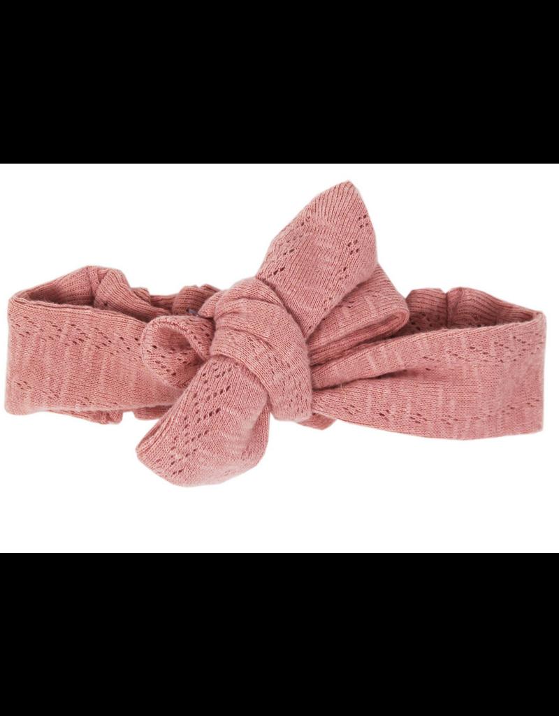 L'ovedbaby L'ovedbaby - Pointelle Tie Headband