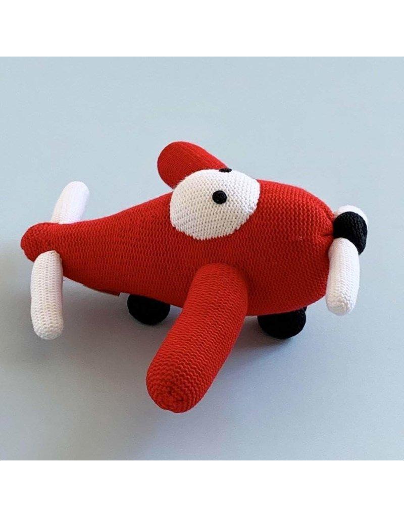 Estella - Organic Airplane Toy