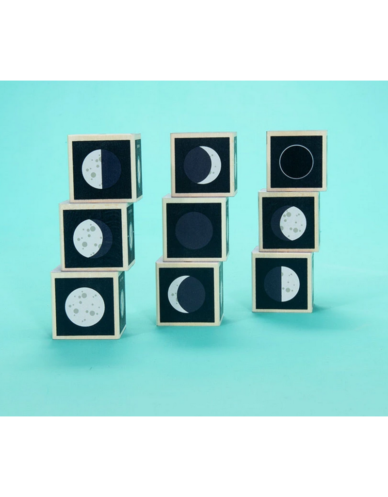 Uncle Goose Uncle Goose - Moon Phase Blocks