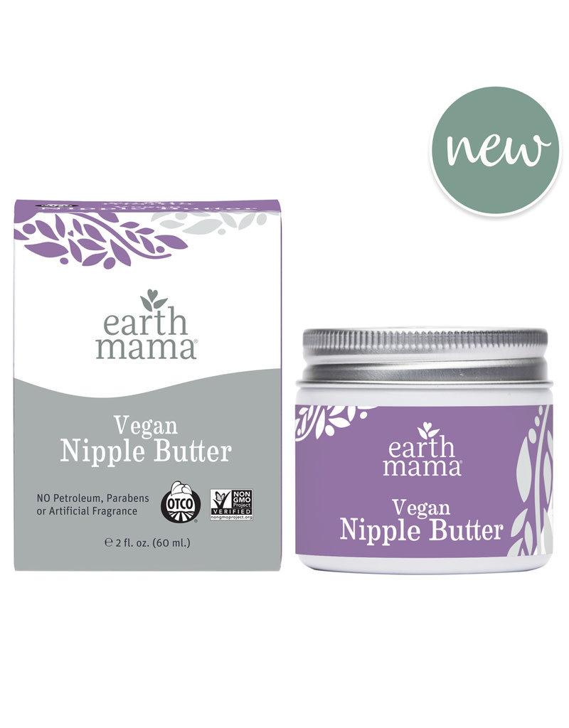 Earth Mama Organics Earth Mama Organics Vegan Nipple Butter 2 OZ