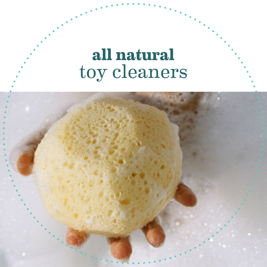 All Natural Toy Cleaners