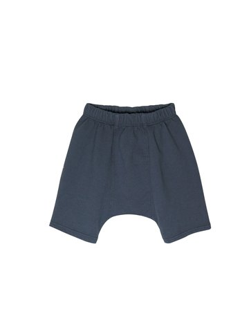 Go Gently Nation French Terry Panel Short