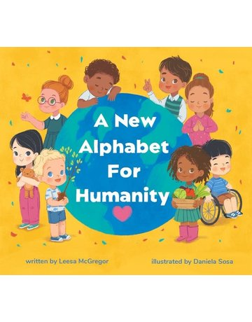 A New Alphabet A New Alphabet for Humanity - Book