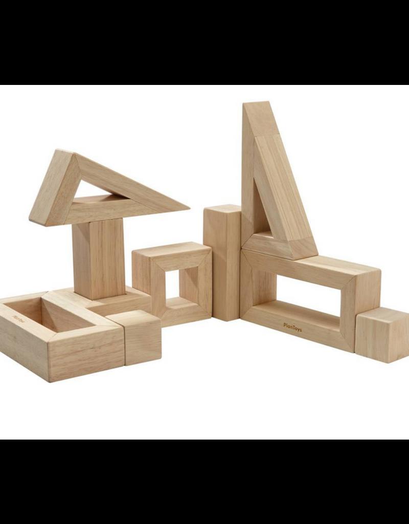 Plan Toys Hollow Blocks Hazel Baby Kids