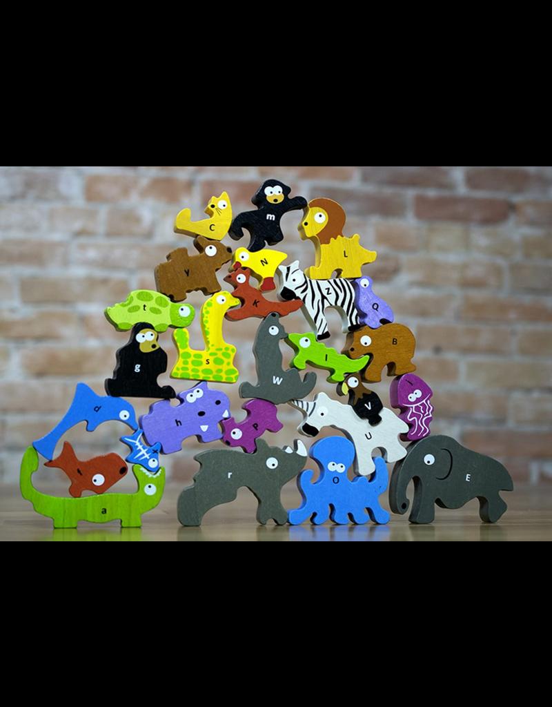 BeginAgain - Animal Parade A to Z Puzzle