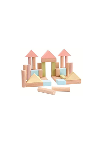 Plan Toys, Inc. PLan Toys 40 Unit Blocks