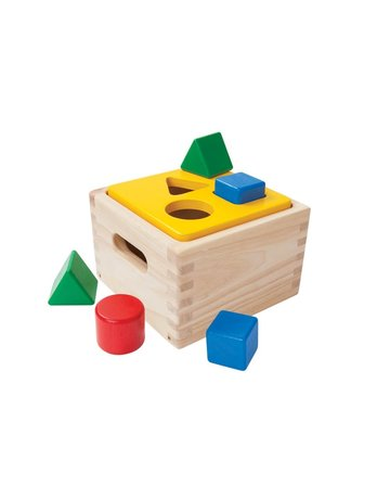Plan Toys, Inc. Plan Toys Shape & Sort It Out