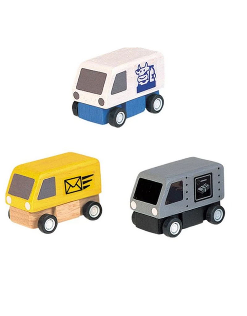Plan Toys, Inc. Plan Toys - Delivery Vans