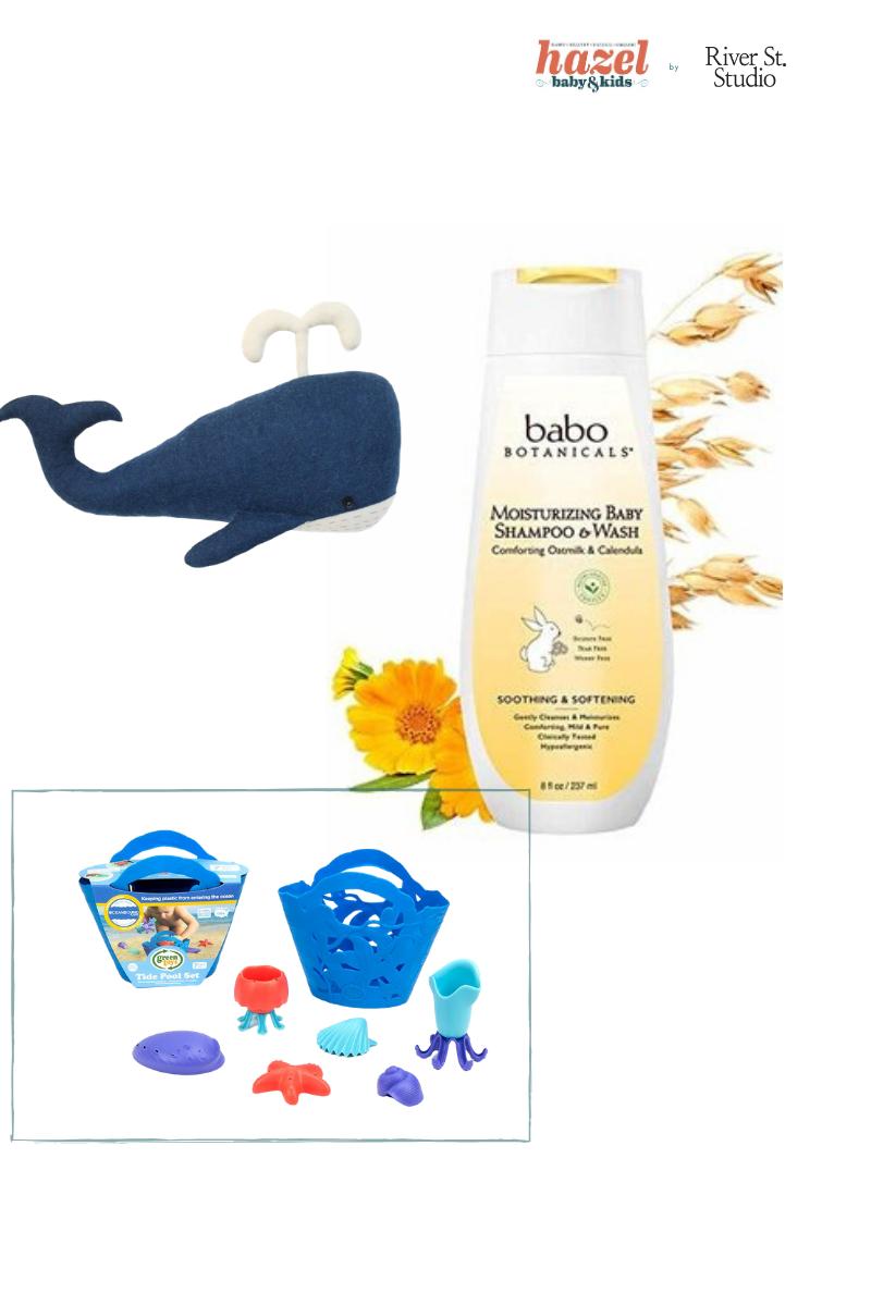 bath supplies organic for kids