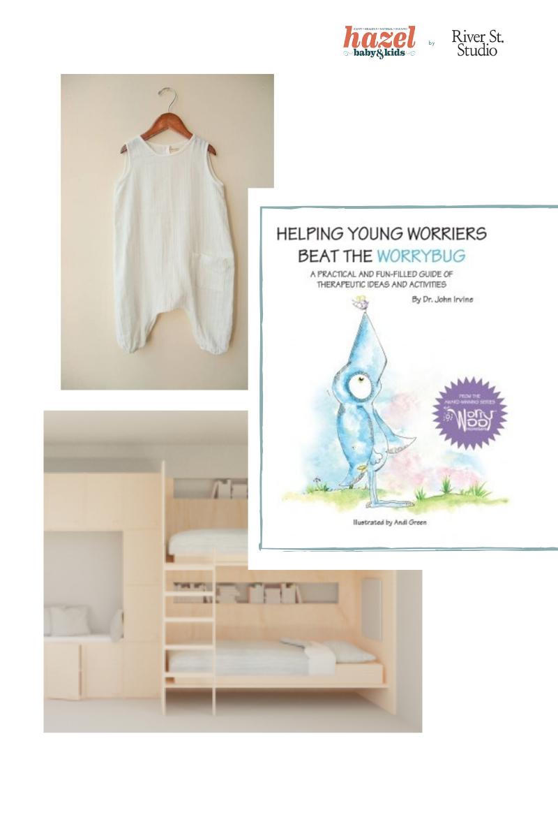 minimalist design nursery