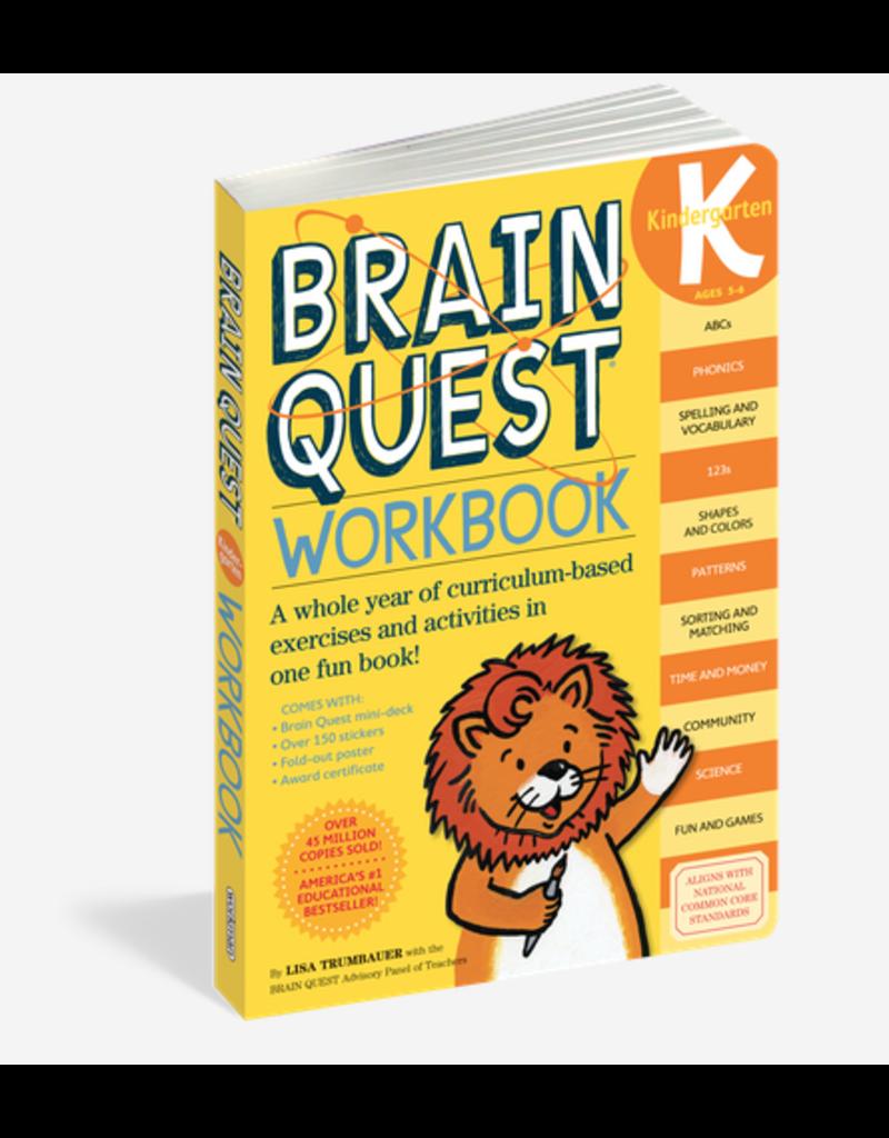 Workman Publishing - Brain Quest Workbook