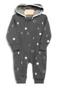 City Mouse - Hooded Romper