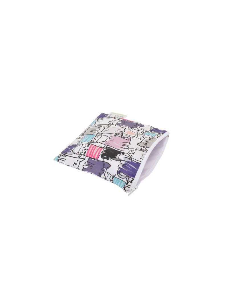 Itzy Ritzy Itzy Ritzy -  Reusable Snack Everything Bag