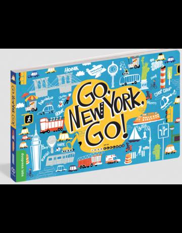 Workman Publishing - Books Go New York Go!