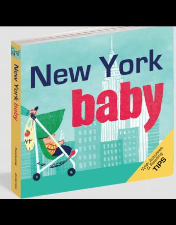 Workman Publishing - Books New York Baby