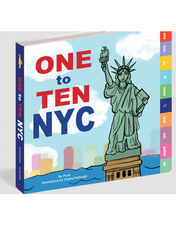 Workman Publishing - Books One to Ten NYC