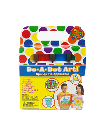 Do A Dot Art Do A Dot Art - 4 Pack