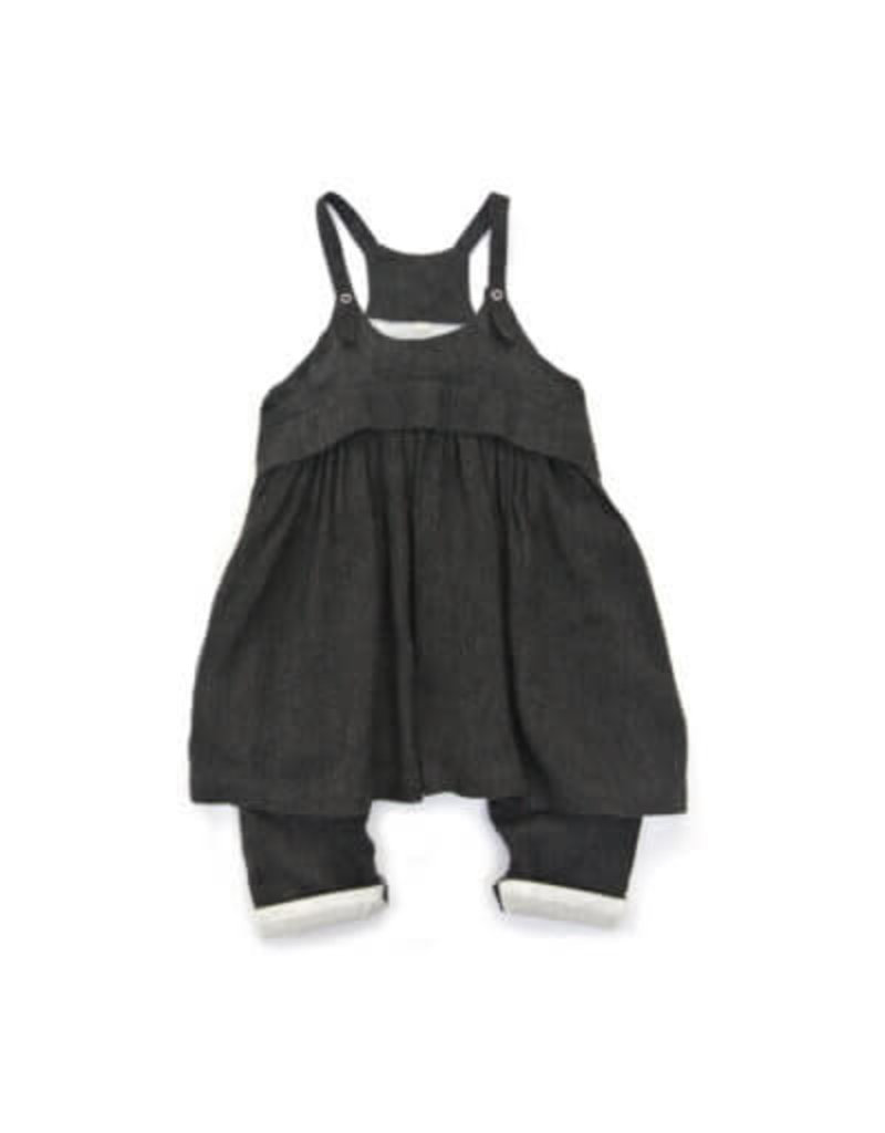 Treehouse - Dusk Overall Charcoal Marl 18M