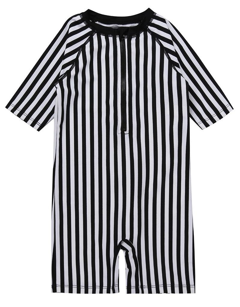 Turtledove London - All In One Swimmer Stripe 3-4 Y