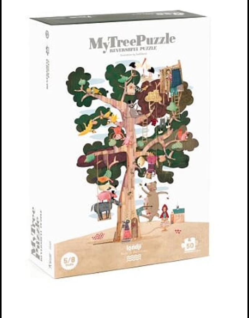 Magic Forest Ltd Magic Forest - Shape & Reversible 50 pc