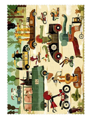 Magic Forest Ltd Magic Forest - Puzzle 50 pc