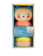 Petit Collage Petit Collage - Wooden Stacker Toy