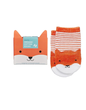 Petit Collage Petit Collage - Organic Socks 0-6m
