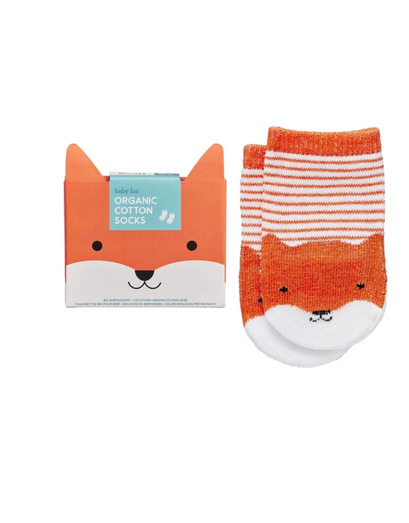 Petit Collage Petit Collage - Organic Socks 0-6m