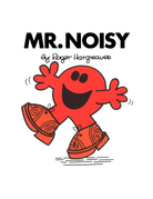 Hargreaves Book - Mr. Man