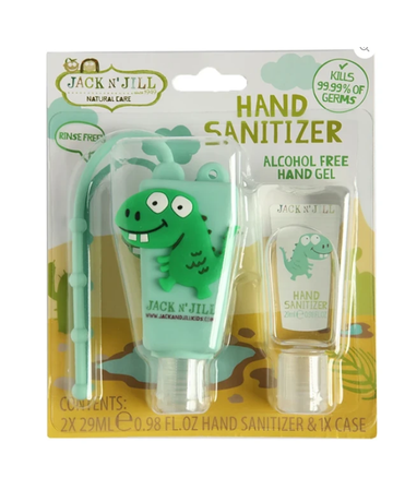 Jack N' Jill Jack N' Jill - Hand Sanitizer