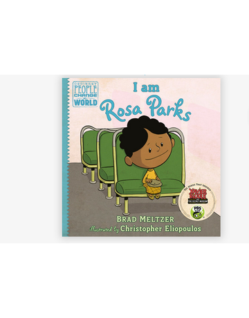 Penguin Books - I Am Rosa Parks