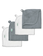 Green Sprout Muslin Washcloths- 4 pack