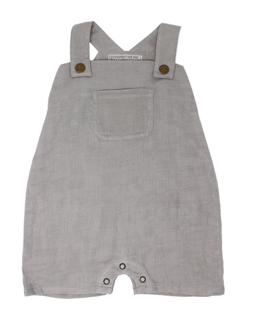 L'ovedbaby L'ovedbaby - Muslin Overall Cloud 2T