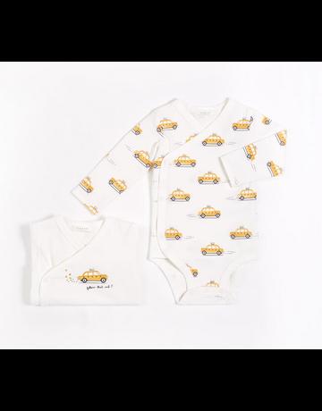 Petit Lem Petit Lem Diaper Shirts Knit L/S