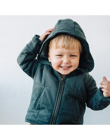 Kidwild Organic Quilted Jacket