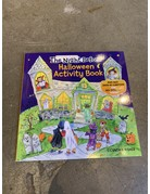 Penguin Books - Night Before Halloween Activity