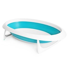 BOON Boon Naked Bathtub Blue/White