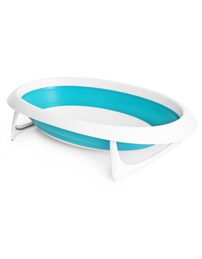 BOON Boon Naked Bathtub Blue/White