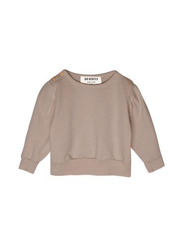 Go Gently Nation Go Gently Pleated Sleeve Sweatshirt