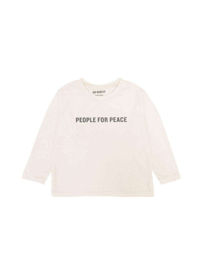 Go Gently Nation Go Gently People for Peace Tee
