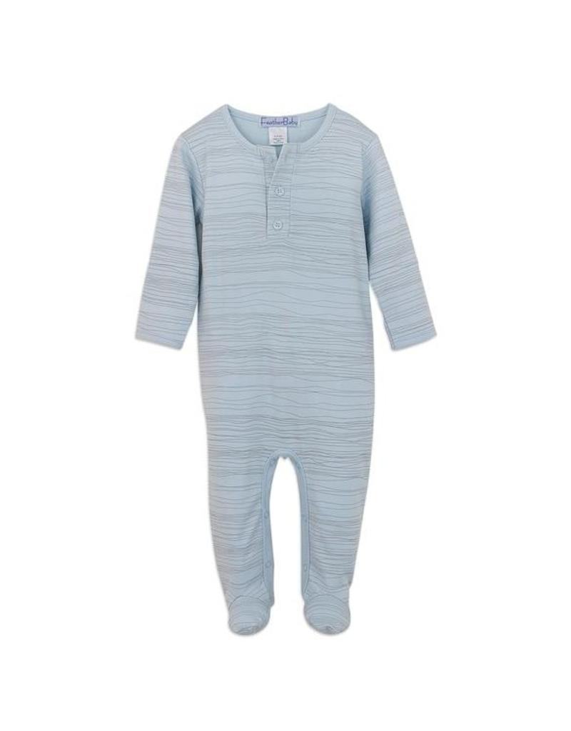 Feather Baby Feather Baby Henley Long John