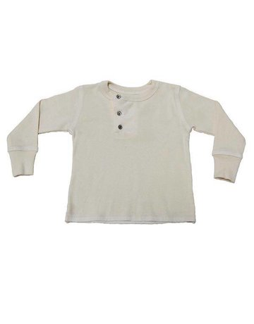 Go Gently Nation Go Gently Nation - Wide Placket Henley