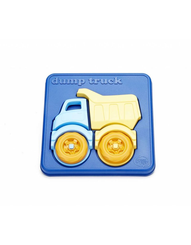 Green Toys Green Toys 3-D Puzzle