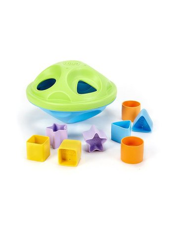Green Toys Green Toys Shape Sorter