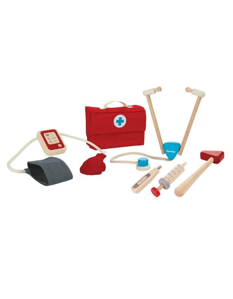 Plan Toys, Inc. Plan Toys Doctor Set